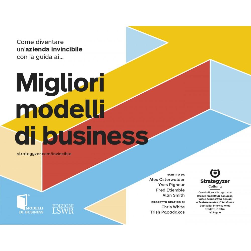 Come diventare un'azienda invincibile con la guida ai migliori modelli di business