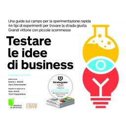 Testare le idee di business