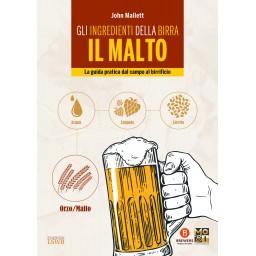 Gli ingredienti della birra: il malto